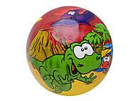 Мяч резиновый «Мультики», 020..035, фото