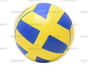 Мяч резиновый с декором, 004..008..016, отзывы