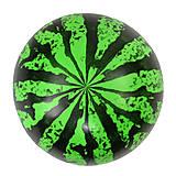 """Мяч резиновый Арбуз, размер 6"""", F22026"""