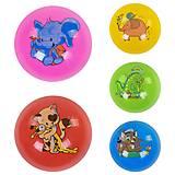 """Мяч резиновый """"Животные"""" 23 см 5 шт в наборе, C40272, отзывы"""