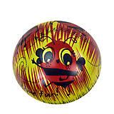 """Мяч резиновый """"Пчёлки"""", размер 9 дюймов, F21998, фото"""