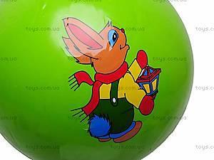 Мяч с рогами, 3194, фото