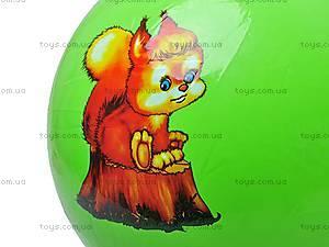 Мяч с рожками «Мультфильмы», W09-333, фото