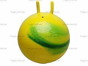 Мяч с рожками «Радуга», Польша
