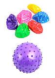 Мяч с шипами, резиновый 30 г., MB0104, отзывы