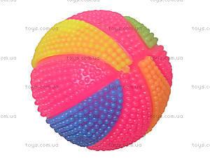 Мяч со световыми эффектами, 3388X, цена