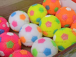 Оригинальный мяч со световым эффектом, 3388U, игрушки