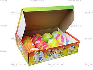 Мячик со световым эффектом, 3388W, игрушки