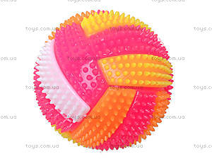 Мячик со световым эффектом, 3388W, магазин игрушек
