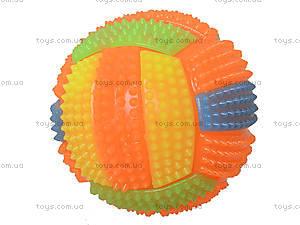Мяч со световым эффектом, 3388V, отзывы