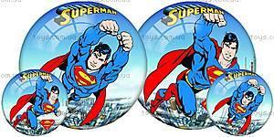 Мячик детский «Супермен», WB-S 003