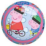 Мяч «Свинка Пеппа», JN54082