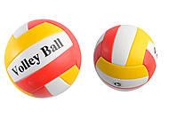 Мяч для волейбола, в ассортименте , BT-VB-0058, toys