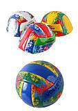 Мяч Волейбольный №5 (3 вида) 230 г, C40216, купить