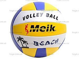 Мяч волейбольный для детей, 513/25651-13