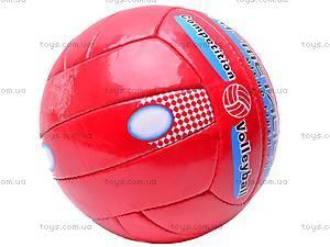 Мяч волейбольный, игровой, 86, фото