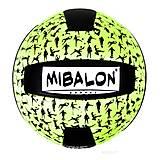 Мяч волейбольный «miBalon» салатовый, F21945