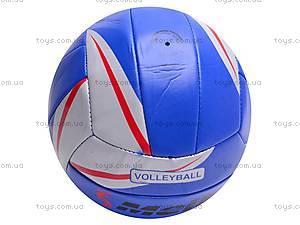 Мяч волейбольный синий, QS-V507, отзывы