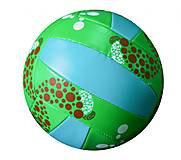 Мяч волейбольный зелено-голубой, TT13044, іграшки