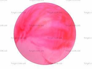 Мячик «Ассорти» резиновый, B190501