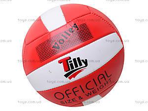 Мячик для волейбола, 8 видов, Tilly-3, отзывы