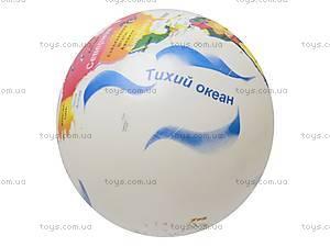 Мячик «Глобус», C02214, купить