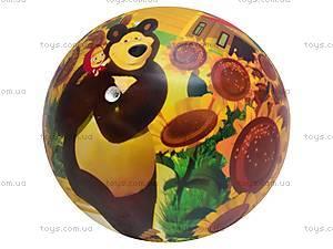 Мячик «Маша и Медведь», в сетке, GT3117, отзывы