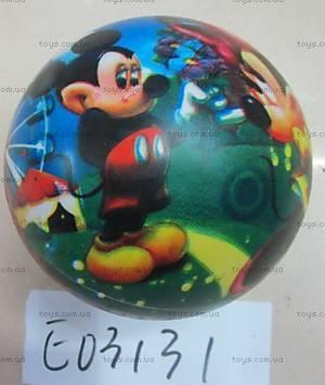 Мячик резиновый, E03131