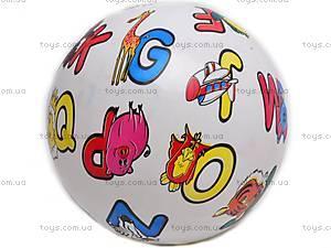 Мячик резиновый с рисунком, FPB-8-1, купить
