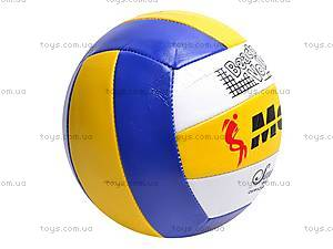 Мячик волейбольный, детский, QS-V051, купить