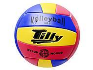 Мячик волейбольный PVC, BT-VB-0030, отзывы