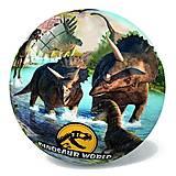 """Мячик """"Динозавры"""" 23 см (11/2961), 11/2961, іграшки"""