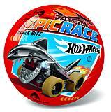 """Мячик """"Hot Wheels"""" 23 см (19/3103), 19/3103, toys.com.ua"""