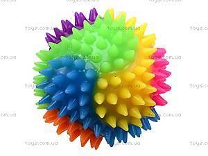 Мячик-попрыгун для детей «Ежик», D2030A-6, купить