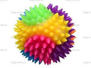 Мячик-попрыгун для детей «Ежик», D2030A-6, отзывы