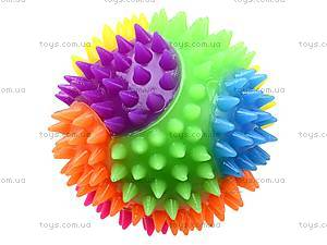 Мячик-попрыгун для детей «Ежик», D2030A-6, цена