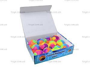 Мячик-попрыгун для детей «Ежик», D2030A-6, игрушки
