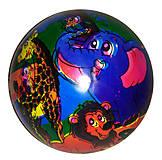 Мячик резиновый «Джунгли», BT-PB-0045, купить