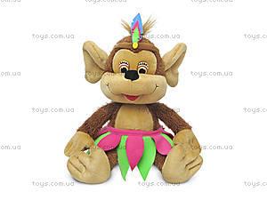 Мягкая игрушка «Мартышка-папуаска», LA8796