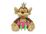 Мягкая игрушка «Мартышка-папуаска», LA8796, детские игрушки