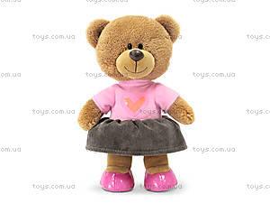 Плюшевая медведица «Оливия», LA8788