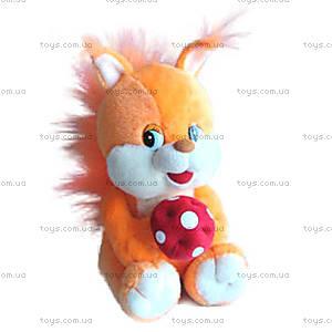 Мягкая игрушка «Белка маленькая», LF289A