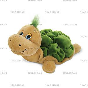 Мягкая игрушка «Черепашка с зеленым панцирем», LF1154
