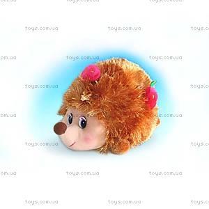 Музыкальная игрушка «Ежик с ягодами», LF615