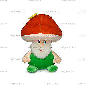 Мягкая игрушка «Гриб-старичок», LA8158