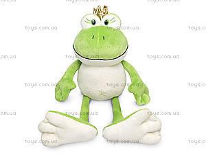 Мягкая игрушка «Лягушка-царевна», LA8779
