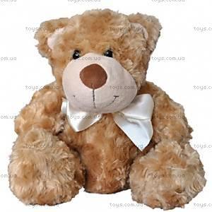 Мягкая игрушка «Медвежонок с бантом», 2502GMC