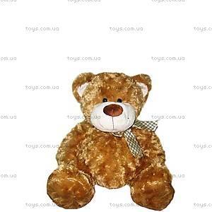 Плюшевая игрушка «Медвежонок», коричневая, 2502GM