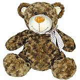 Игрушечный медвежонок с бантом, 48 см, 4801GMG