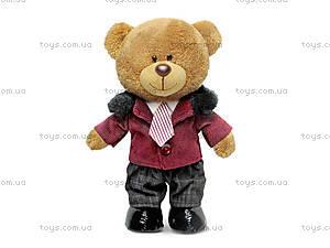 Мягкая игрушка «Медведь Оливер в курточке», LA8787B